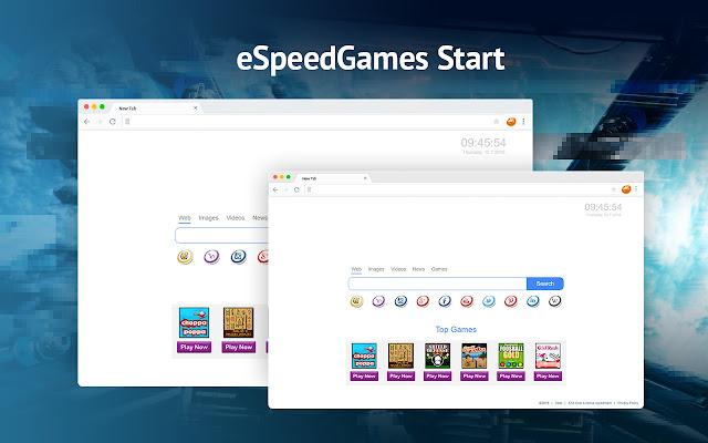 eSpeedGames Start