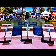 Photo: Memorial Peace Park - Spirit Square, Maple Ridge #intercer - via Instagram, http://instagr.am/p/Ki48Y0Jfu8/