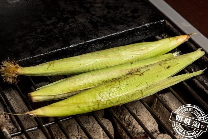 進吉泰國蝦海鮮炭烤吃到飽玉米筍