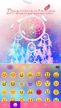 Dreamcatcher Kika Keyboard 23.0 screenshot 863194