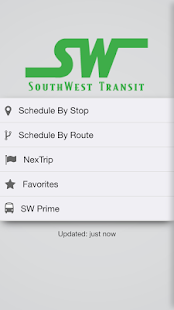 SW Transit- screenshot thumbnail
