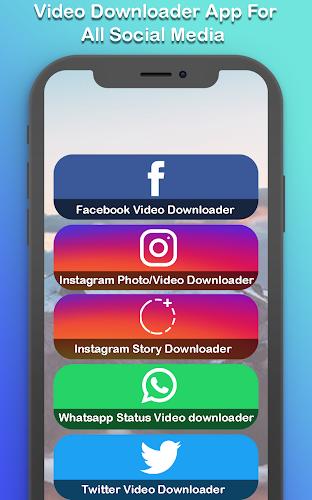Download Social Video Downloader-Video Download App APK latest