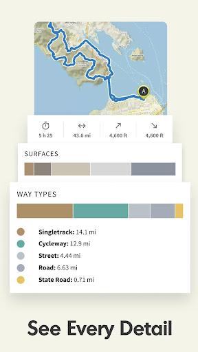 Komoot u2014 Cycling, Hiking & Mountain Biking Maps 10.16.5 Screenshots 3