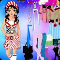 Principessa Dress Up ragazza icon
