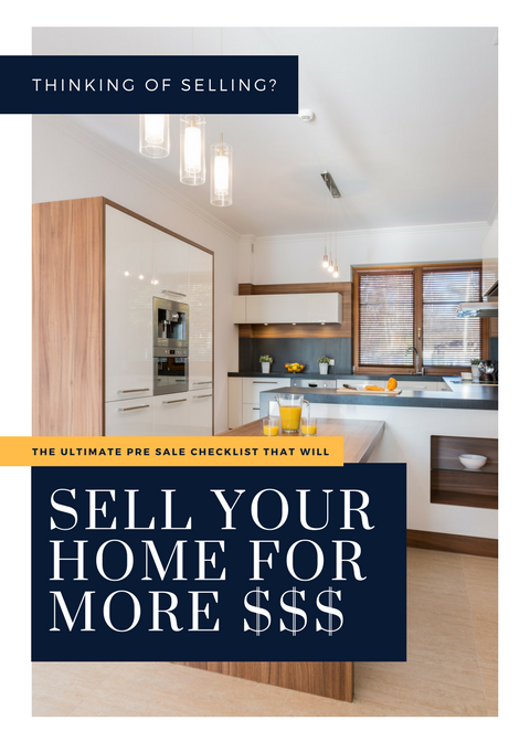 The Ultimate Pre Sales guide to sell your home for more