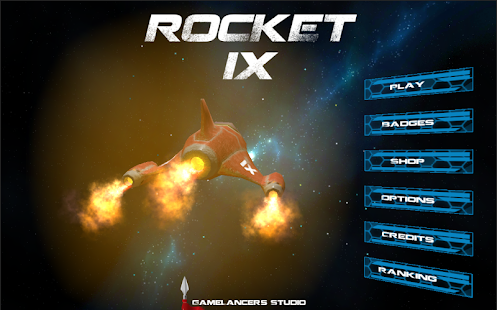 Rocket IX- screenshot thumbnail
