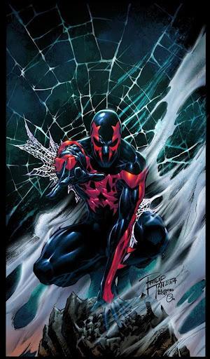 Spider Man 2099 HD Wallpaper Screenshot 5