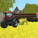 Tractor Simulator 3D: Extreme Log Transport icon