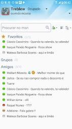 Msn Messenger - Relembre APK screenshot thumbnail 2