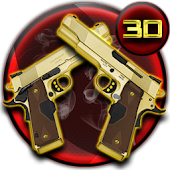 Golden Gun 3D Theme