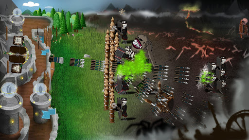 Grim Defender: Castle Defense 1.64 screenshots 10