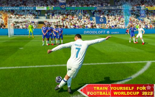 Soccer Football Strike Worldcup Champion League 9.0 screenshots 11
