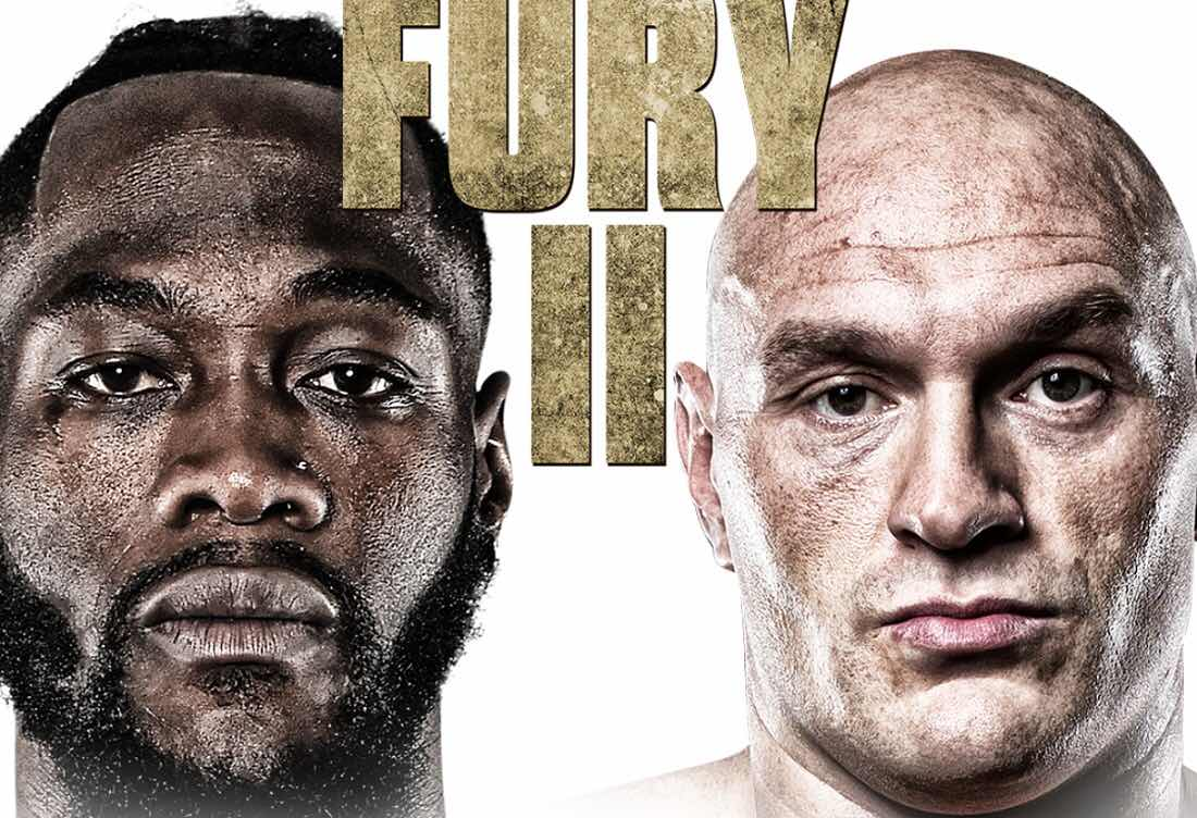 Deontay Wilder and Tyson Fury | Rematch identify