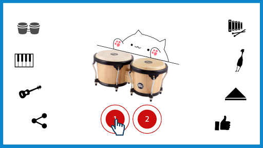 Bongo Cat Musical Instruments screenshots 2