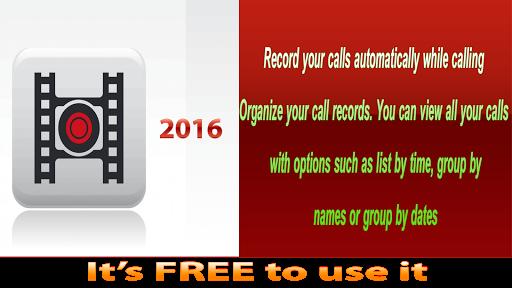 Call Recorder 2016