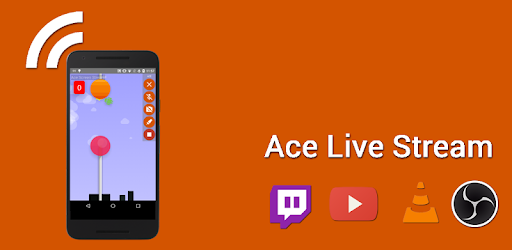 Ace Live Streaming & PC Mirroring APK 0