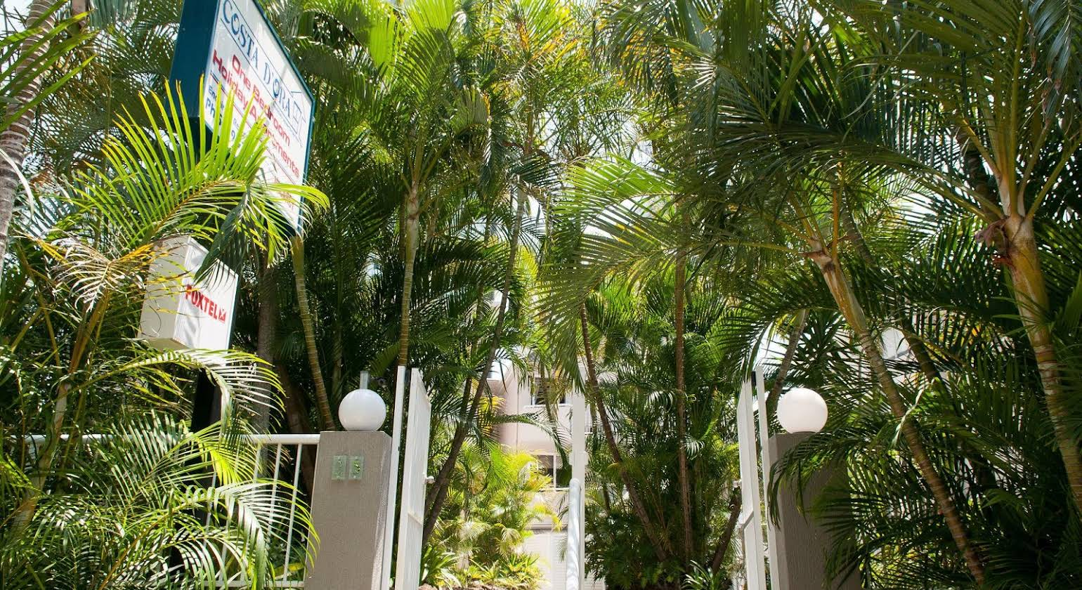 Costa D'Ora Holiday Apartments