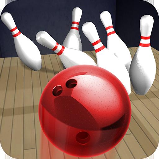 體育競技App|Bowling 3D - Real Match King LOGO-3C達人阿輝的APP