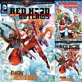 Red Hood and the Outlaws Annual (2013)