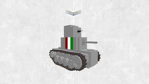 italian tank (tier 1)
