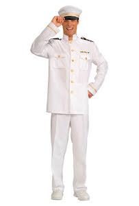 Kaptensjacka med hatt