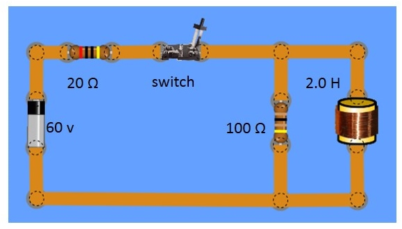 rl circuit quiz 12