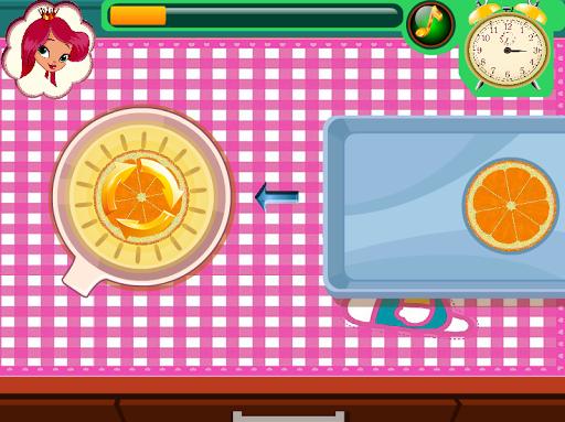 レモンケーキ - 調理ゲーム