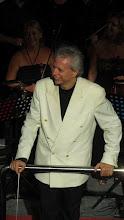 "Photo: Rengim GÖKMEN, Künstl. Leiter Staatsoper Türkei (hier beim Dirigat ""Carmina burana"" am 17.9.2012 beim Festival aspendos. Foto: Klaus Billand"
