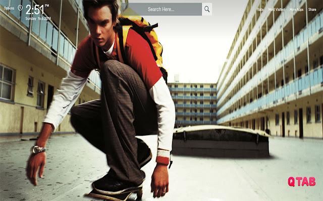 Skateboard Wallpapers HD