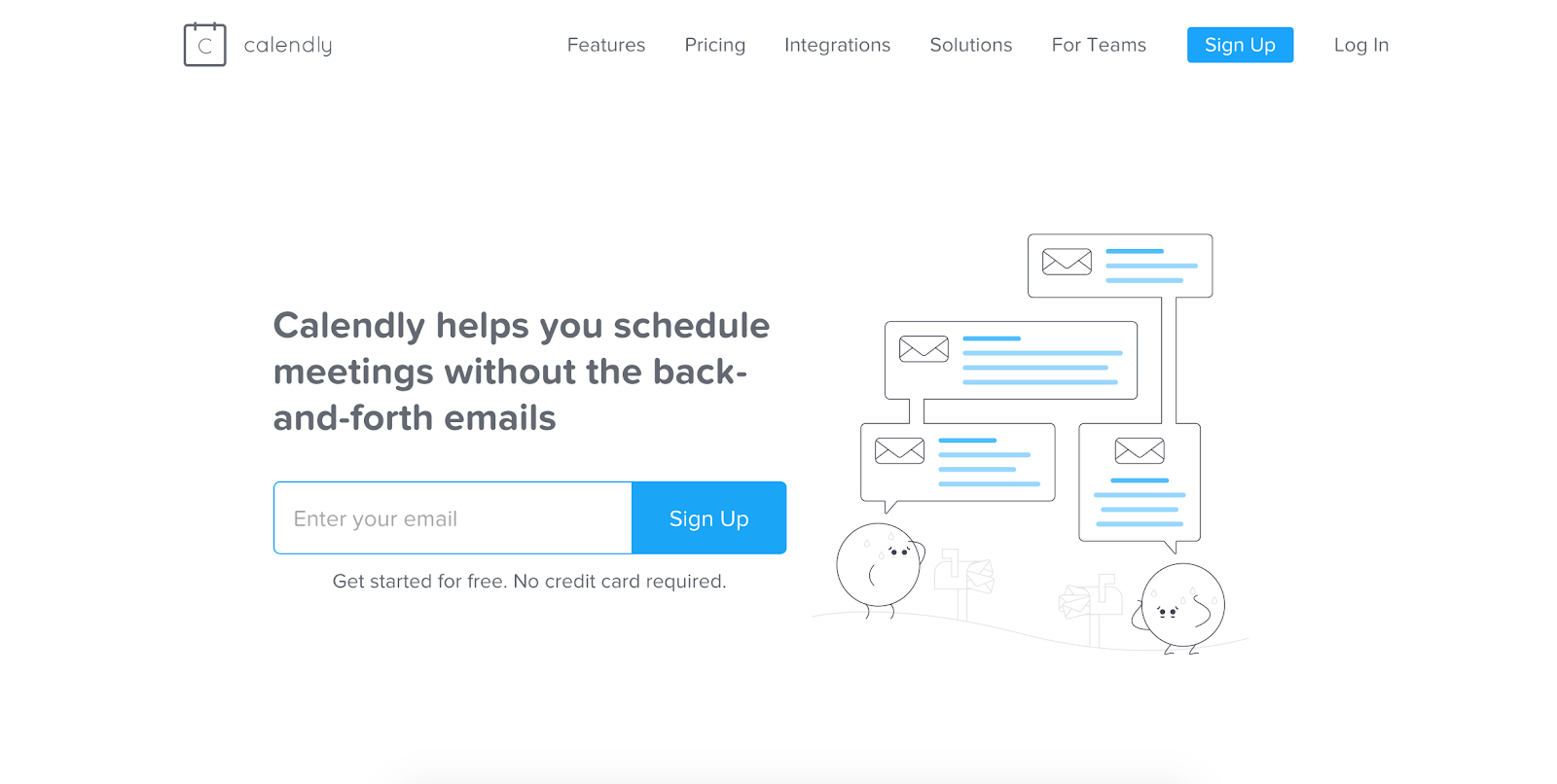 Calendly is the eighteenth Best B2B Lead Generation Tool example | The article is 21 of the Best B2B Lead Generation Tools for 2020