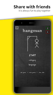 Hangman 🇺🇸 US word riddles for free 5