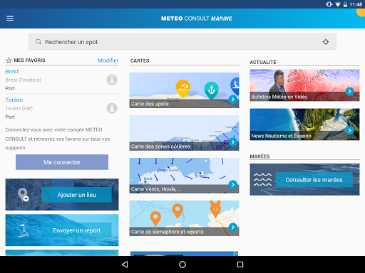 Carte De Leurope Meteo.Meteo Marine Apps On Google Play