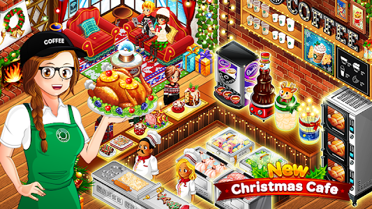 Cafe Panic: Cooking Restaurant 1.18.1a