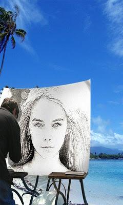 Color Sketch Free - screenshot
