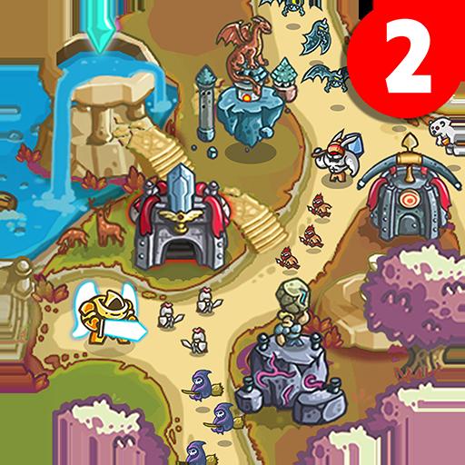 Kingdom Defense 2: Empire Warriors - Tower defense Icon