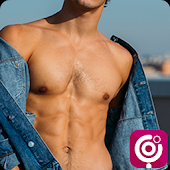 Lollipop - Gay Video Chat & Gay Dating for Mænd