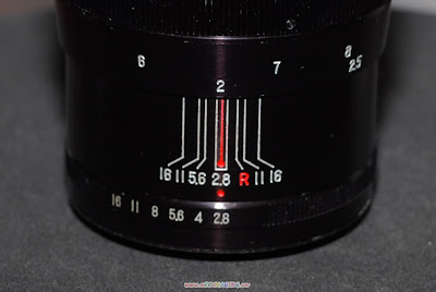 [分享]TRAVENAR 135mm/2.8 M42鏡頭