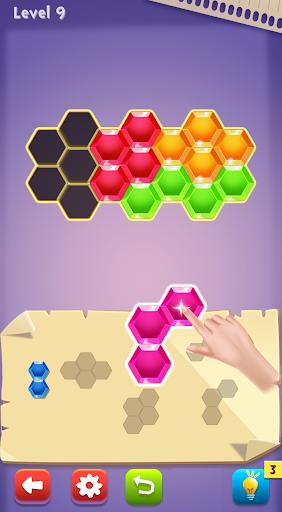 Block Puzzle: Hexa Jewel 2.8 screenshots 2
