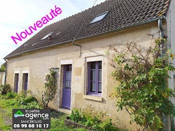 maison à Sancergues (18)