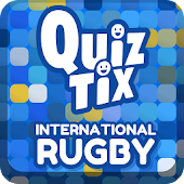 QuizTix: Rugby Trivia, A Sports Quiz Game