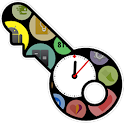 Bubble Cloud Premium Key icon