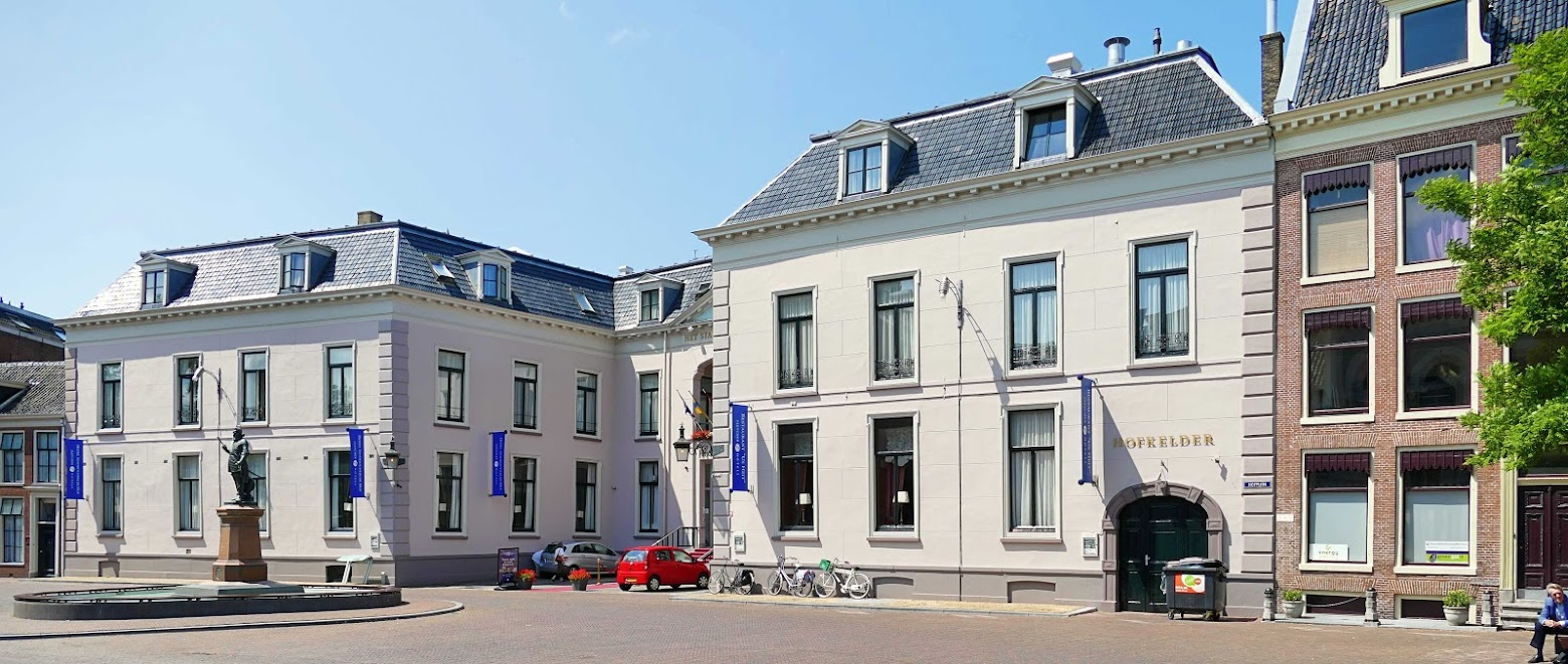 Aangeboden door: Stichting Microtoerisme InZicht Fotoblog Leeuwarden Stadhouderlijk hof