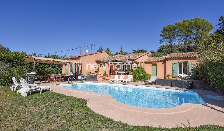 Villa with pool Lorgues