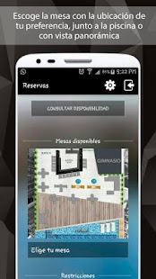 Restaurante 1622 y Skybar- screenshot thumbnail