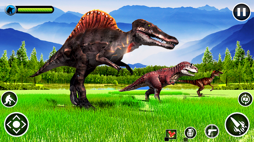 Dinosaurs Hunter modavailable screenshots 1