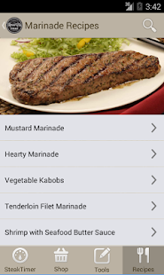 Steak Timer & Recipes - Free- screenshot thumbnail