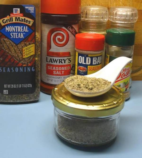 Salt-free Seasoning Blend Recipe