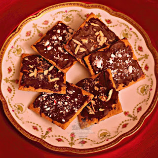 Holiday Chocolate Cookie Squares