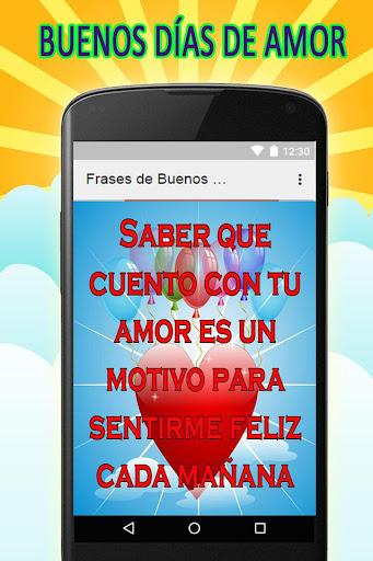 FRASES DE BUENOS DIAS 1.19 screenshots 2