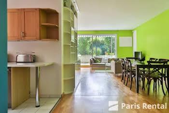 Appartement meublé 4 pièces 97 m2